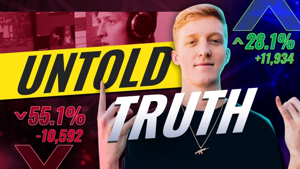How Much Does Tfue Make A Month & A Year.