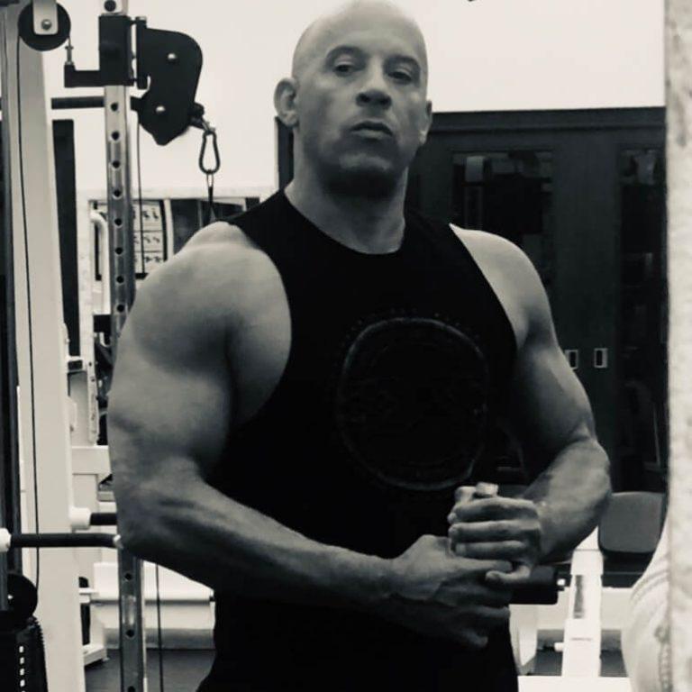 What Does Vin Diesel Do As Groot