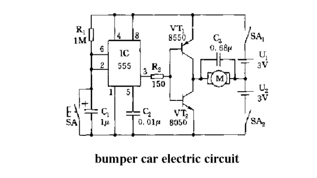 how-do-electric-bumper-cars-work