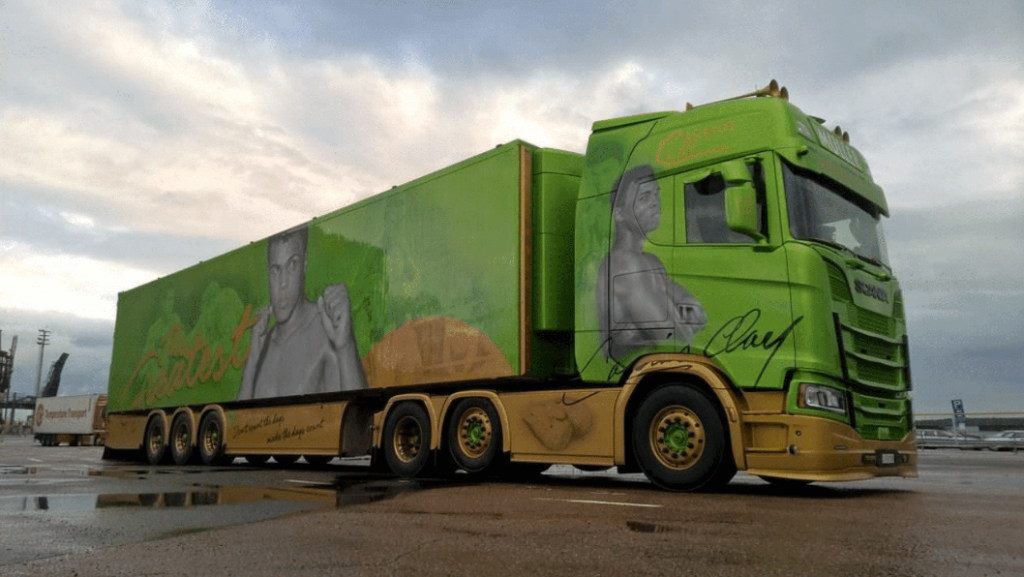 Countries With The Highest Truck Driver Salaries In The World no 2