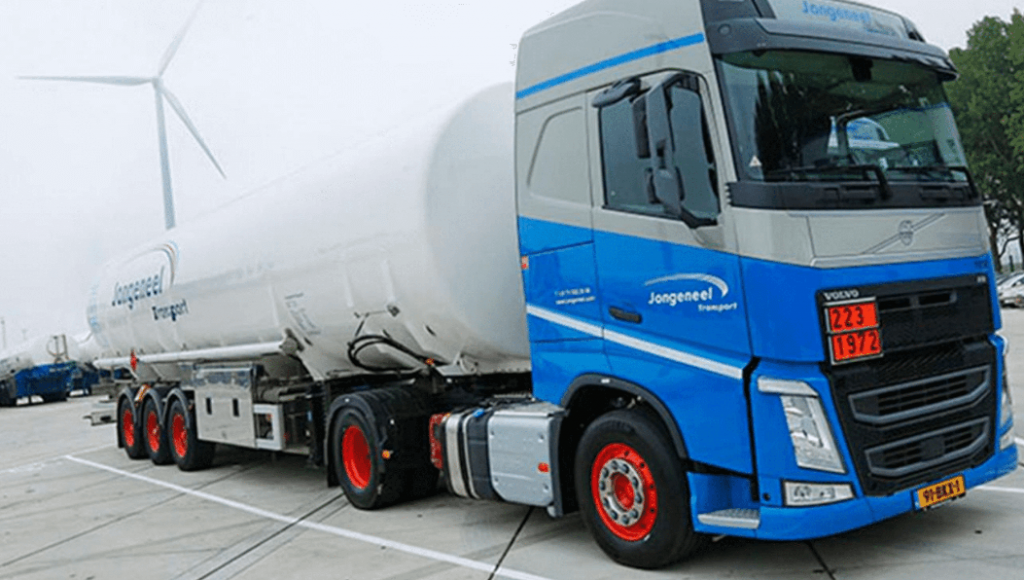 Countries With The Highest Truck Driver Salaries In The World no 8