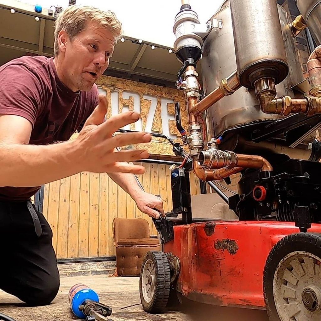 How Much Money Does Colin Furze Make on YouTube