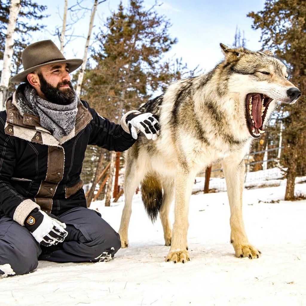 About Coyote Peterson