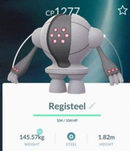 best movesets for registeel
