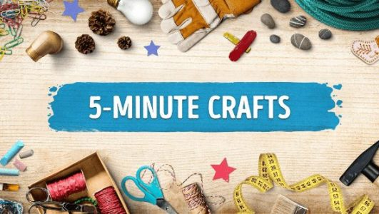 best shows 5-minute crafts