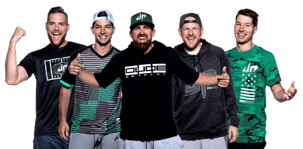 best shows Dude perfect