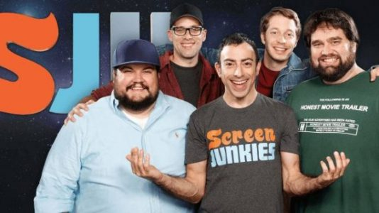 best shows Screen Junkies
