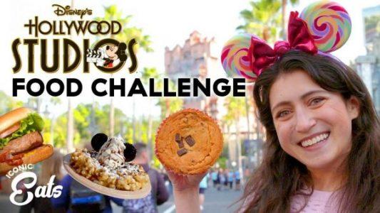 best youtube cooking channel Disney Eats