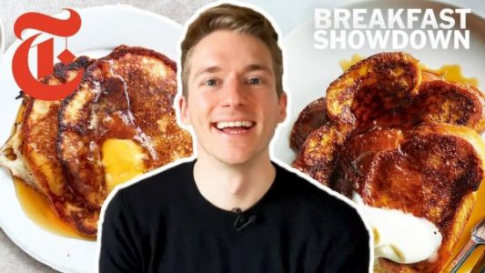 best youtube cooking channel New York Times cooking