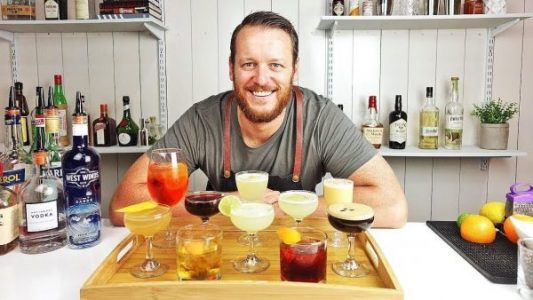 best youtube cooking channel Steve the Bartender
