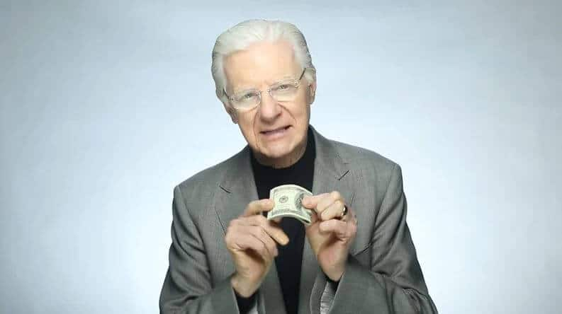 Bob Proctor wealth and income