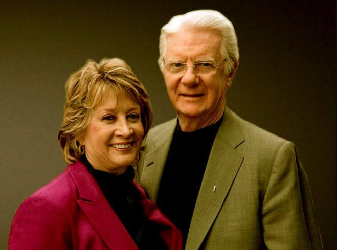 Bob Proctor with his wife