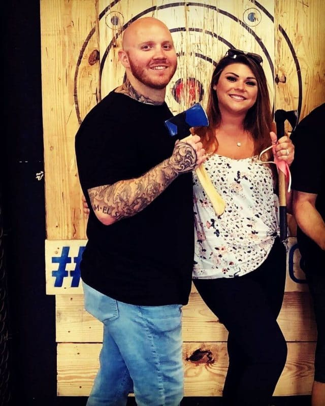 timthetatman with his wife