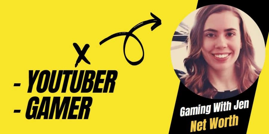 Gaming With Jen Net Worth - NUORDER